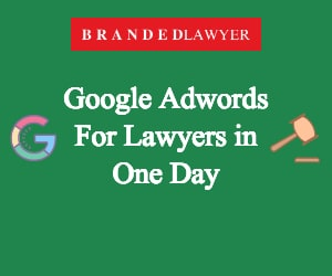 Google Adwords For Lawyers in One Day