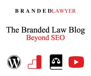 The Branded Law Blog: Beyond SEO